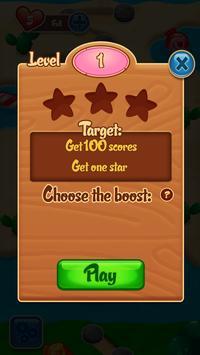 New Jelly Garden Match 3 screenshot 2