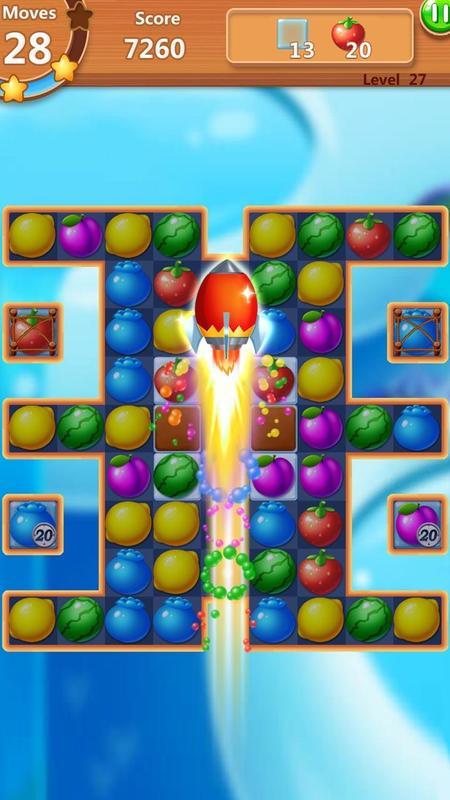 Fruit Blast Game