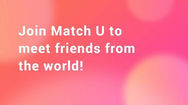 Match U - Match to video chat screenshot 4