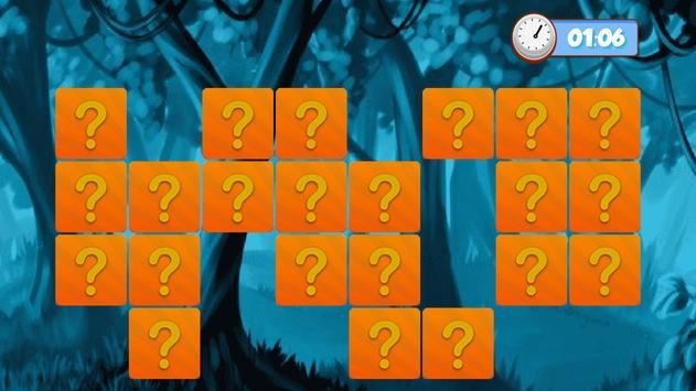 Match Zombie apk screenshot