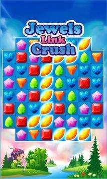 Jewel's Link Crush! poster