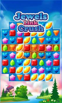 Jewel's Link Crush! screenshot 1