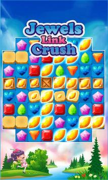 Jewel's Link Crush! screenshot 2
