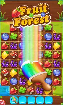 'Fruit Forest: Match3 & Blast screenshot 3