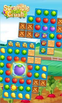 Scramble Fruit Crush screenshot 2