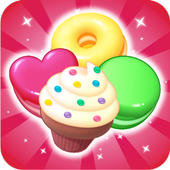 Cookie Jelly Mania icon