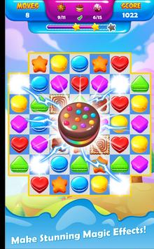 Cookie Jelly Mania screenshot 1