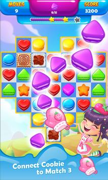 Cookie Jelly Mania screenshot 3
