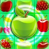 Fruit Swap - Garden Blast icon