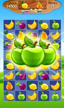 Fruit Swap - Garden Blast apk screenshot