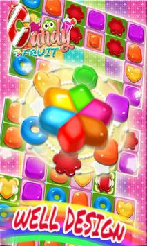 FRUIT CANDY MATCH 3 poster