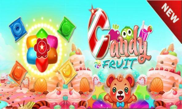 FRUIT CANDY MATCH 3 screenshot 6