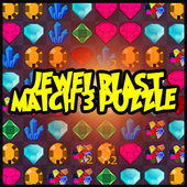 Jewel Blast Match 3 Puzzle icon