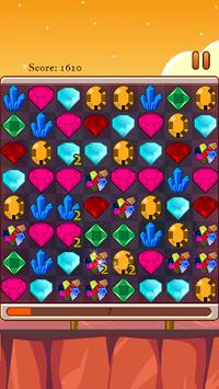 Jewel Blast Match 3 Puzzle screenshot 3