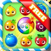 Juice Fresh - Match 3 Connect icon