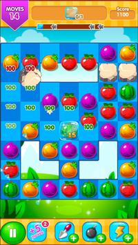 Juice Fresh - Match 3 Connect screenshot 9