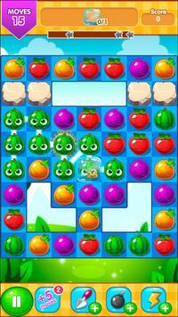 Juice Fresh - Match 3 Connect screenshot 17