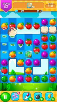 Juice Fresh - Match 3 Connect screenshot 2