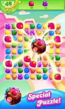 Fruit Candy Smash - Juice Splash Free Match 3 Game screenshot 8