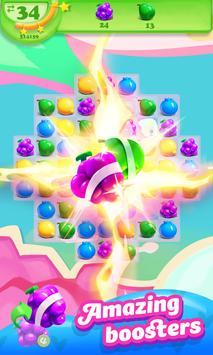 Fruit Candy Smash - Juice Splash Free Match 3 Game screenshot 10