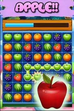 Match 3 Fruit Jungle screenshot 4