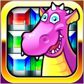 Magic Crystals: match 3 jewels icon