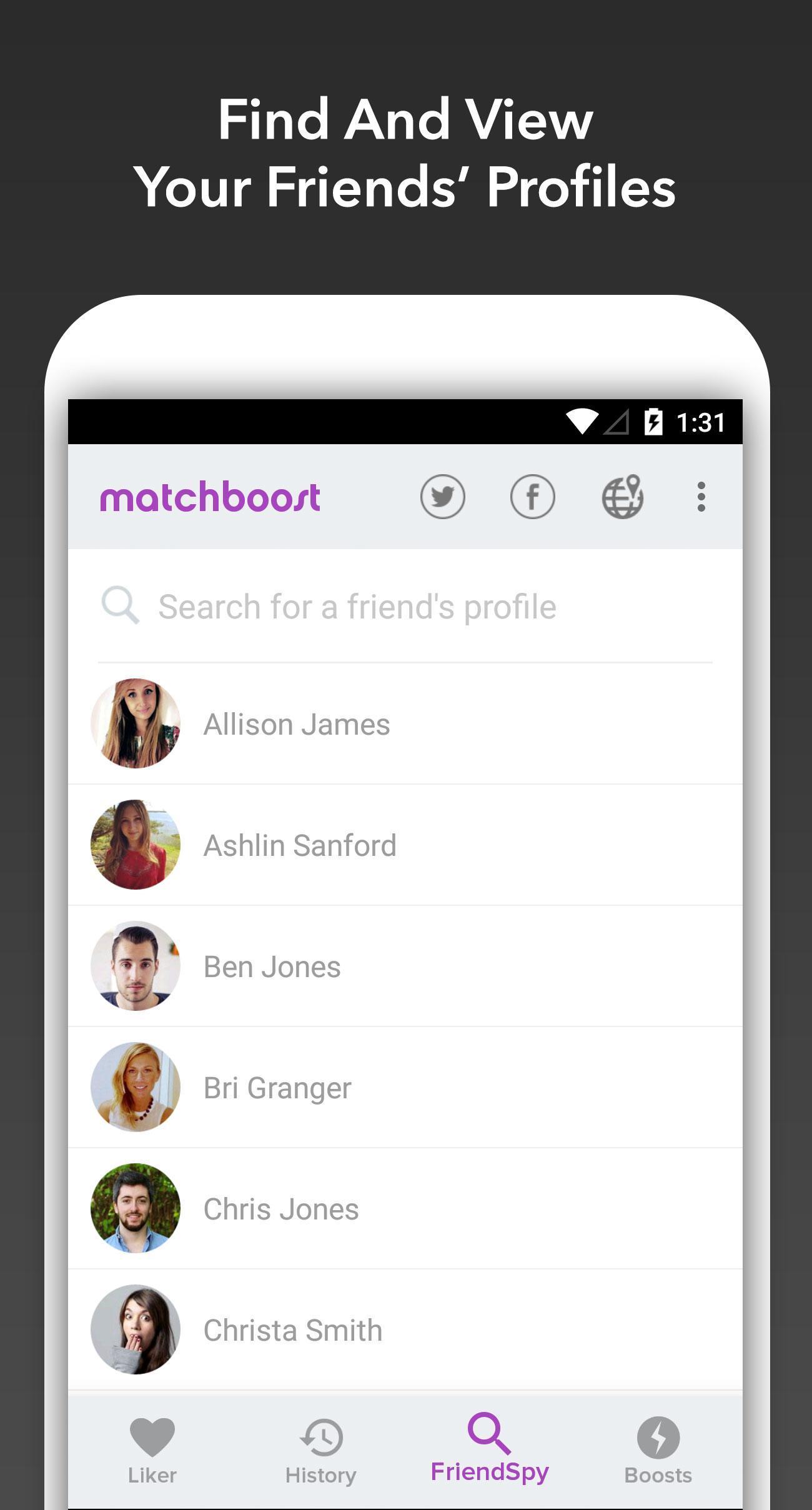 MatchBoost for Tinder for Android - APK Download