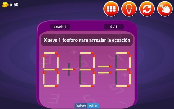 Puzzle Matematico 2018 screenshot 7