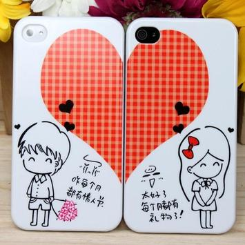 Matching Case Couples Design poster