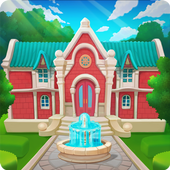 Matchington Mansion: Match-3 Home Decor Adventure icon