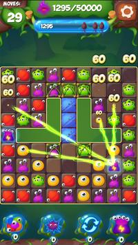 Merge Monsters - Free Match 3 Puzzle Game screenshot 2