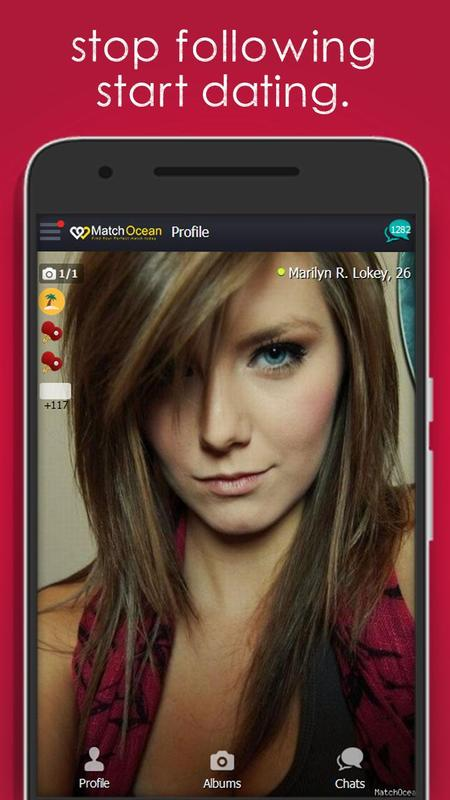 Free dating app and flirt chat fake profiles