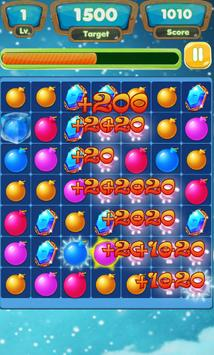 Christmas Fruit Link apk screenshot