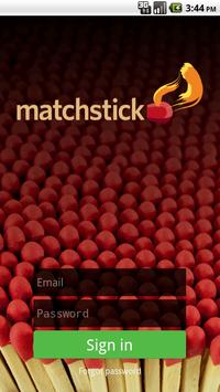 Matchstick Research poster