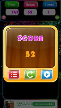 matchup memory ; kids game apk screenshot