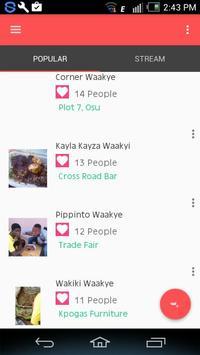 Waakye Locator screenshot 1