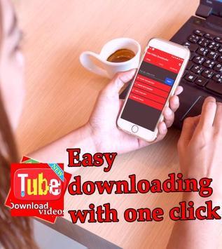 Mate Tube Downloader 2017 apk screenshot