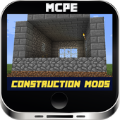 Construction Mods For MCPE icon