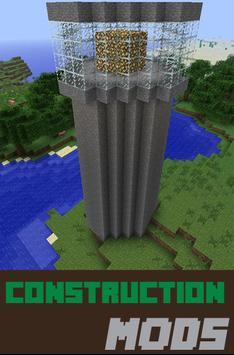 Construction Mods For MCPE screenshot 18