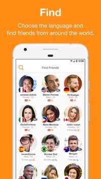 Matebee-Make friends abroad. Free chat&translation apk screenshot