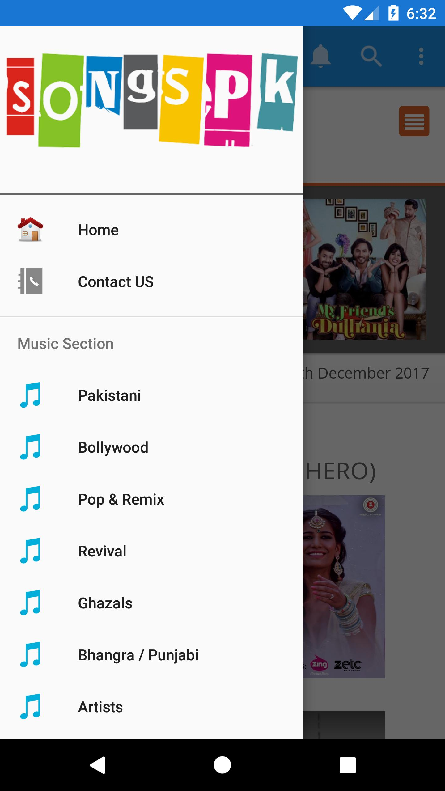 SongsPK for Android - APK Download