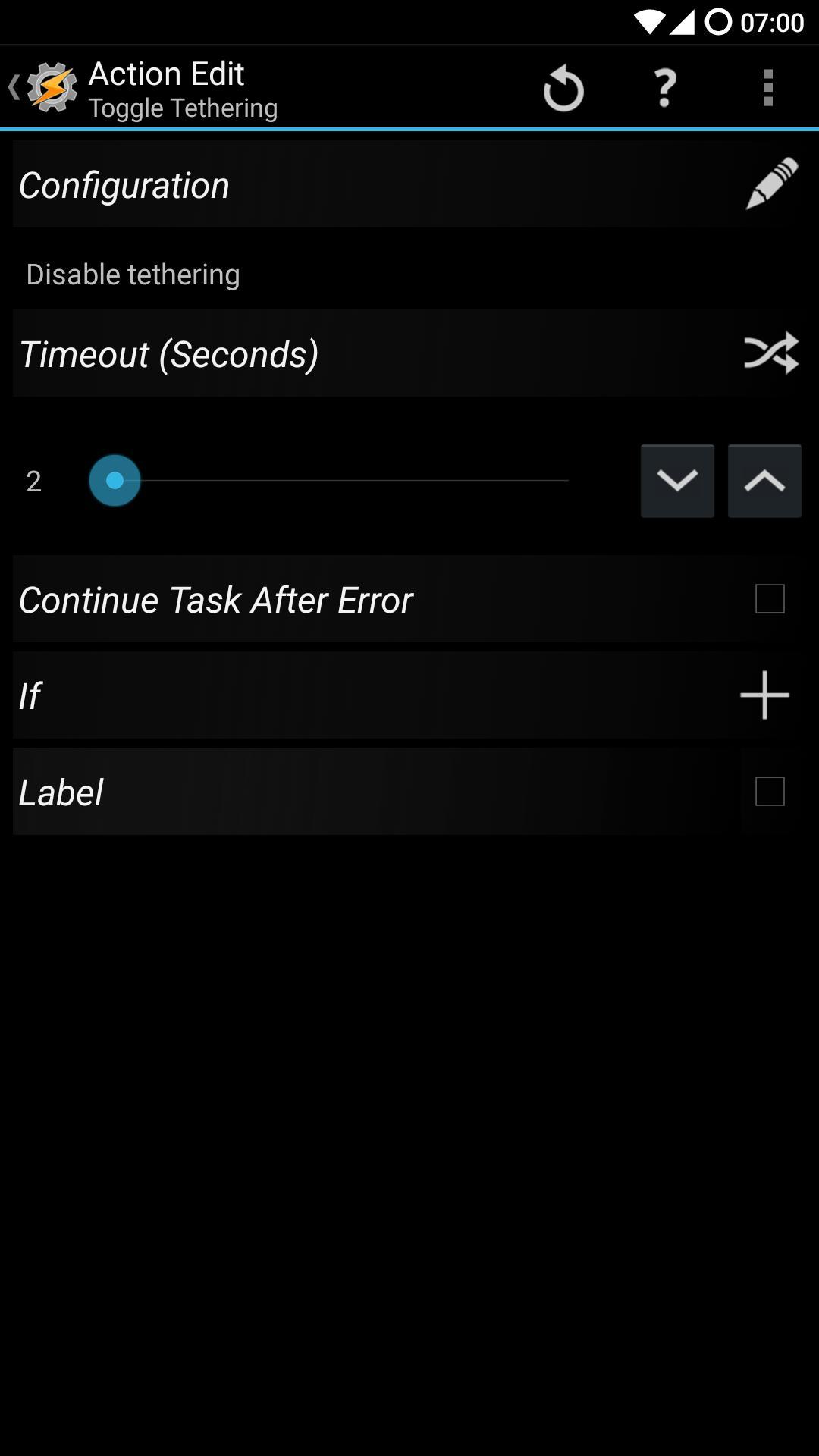 Nougat+ Tasker Tethering Control for Android - APK Download