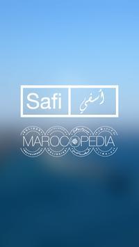 Safi Marocopedia poster