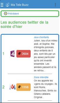 Ma Télé Buzz screenshot 3