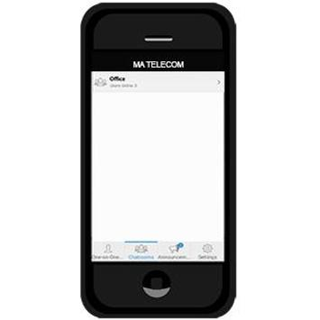 1 Schermata MA Telecom 1.0.0