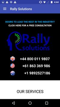 Rally Solutions apk screenshot