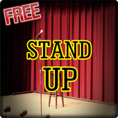 Materi stand up comedy icon