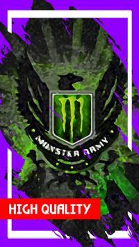 Monster Wallpapers Energy screenshot 1