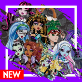 Monster Wallpapers High icon