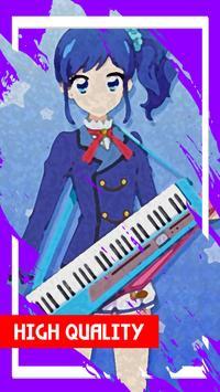 Aoi Wallpaper Kiriya screenshot 2